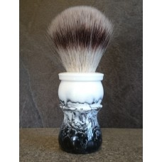 26mm Silvertip L7 Black-White shaving brush