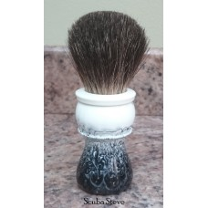 Black Badger shaving brush - L7