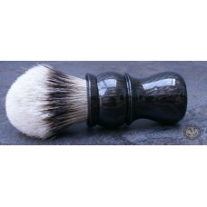 gold carbon shaving brush