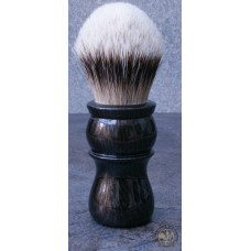 gold carbon-shaving-brush