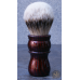 red carbon-shaving-brush
