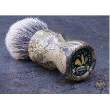 L7 shaving brush Woodland 26mm Silvertip Badger